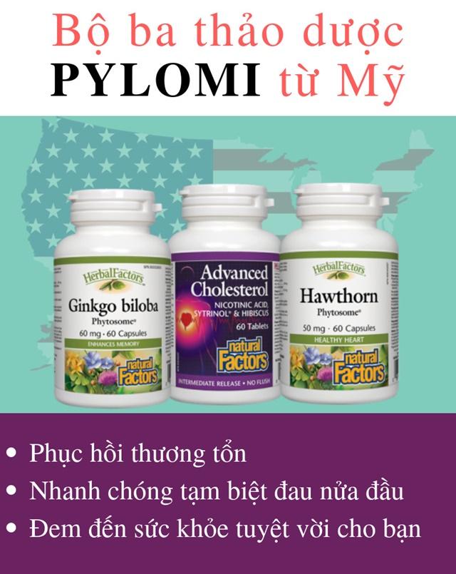 Bộ ba dược thảo PyLoMi